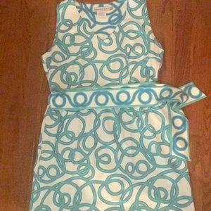 Gretchen Scott Designs Sleeveless Shift Dress